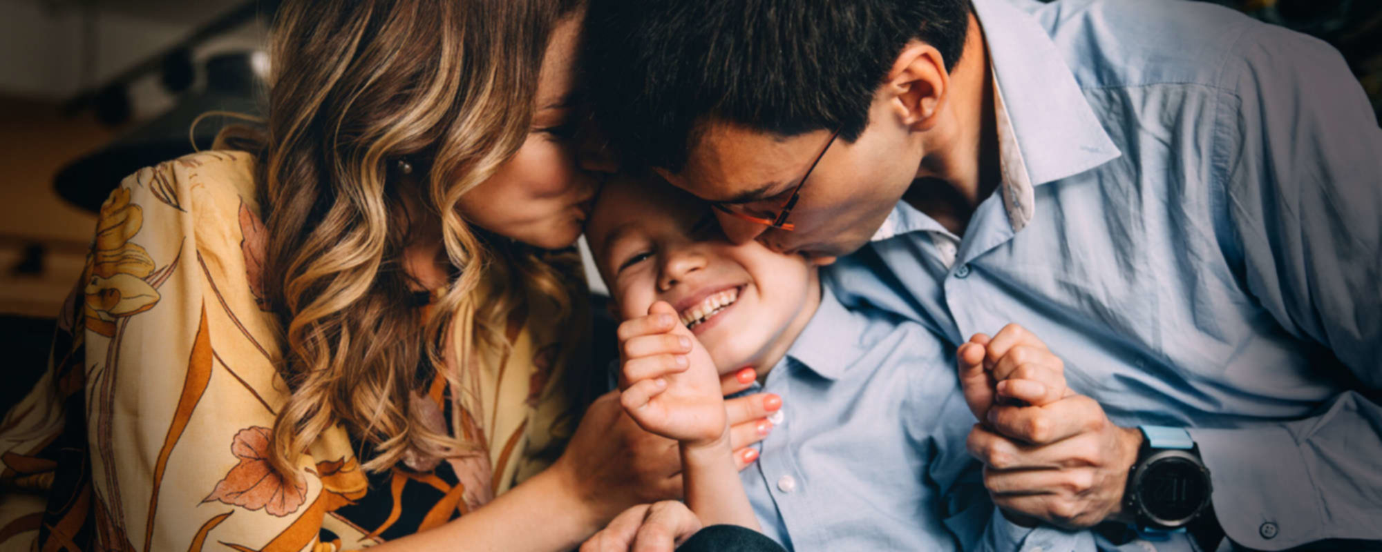 Consult with a trusted attorney <br> on family matters